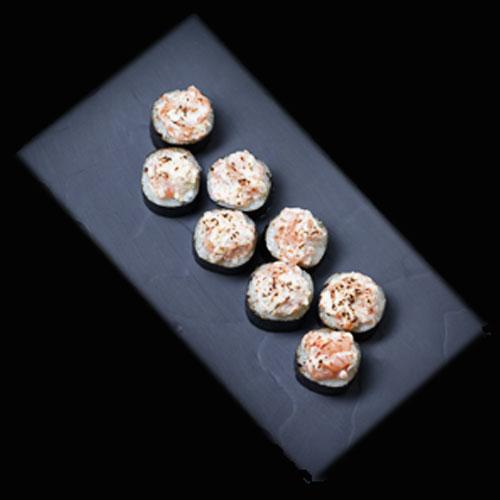 Blue sushi maki