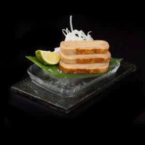 Sashimi Jaapani Omlett sushi