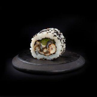 Teravamaitselised Angerjarullid sushi