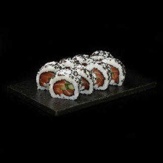 Teravamaitselised Lõherullid sushi