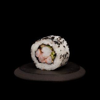 teravamaitseline hiidkrevett sushi