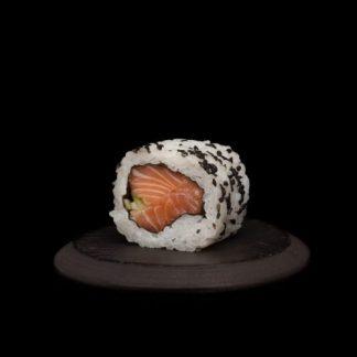 teravamitseline lõhe sushi