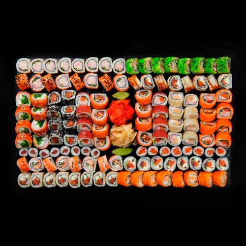 Grand Chef assortii sushi