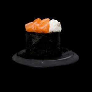 Gunkan Lõhe-Kreemjuust sushi