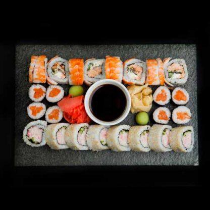 Kansay assortii sushi