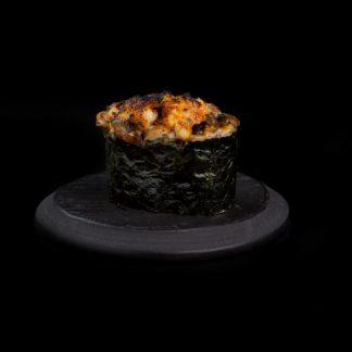 Küpsetatud Angerjas Sushi