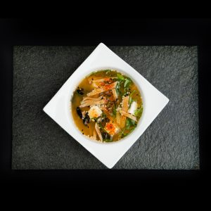 Kimchee Supp sushi
