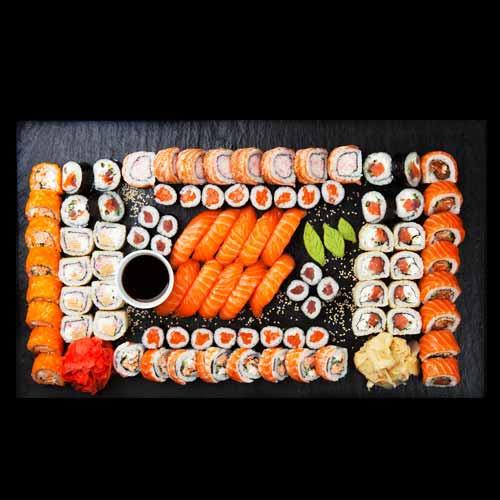 sushi assortii chef de lux