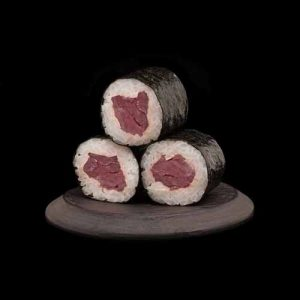 tuunikala rullid sushi