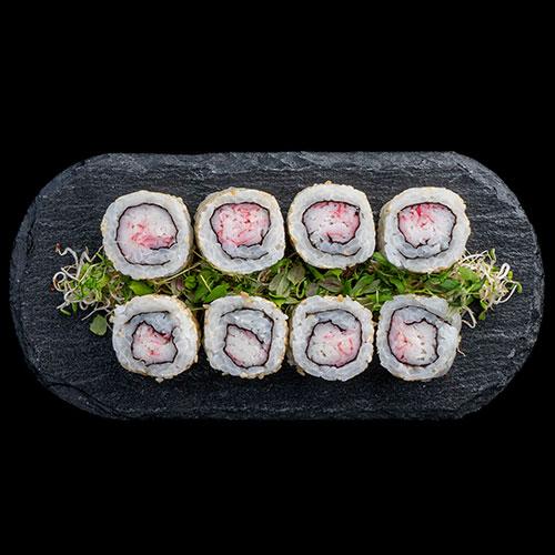 sushi härra Lumekrabi