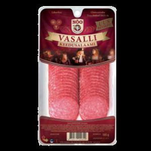 Keedusalaami Vasalli, NÕO LIHAVÜRST, 105 g
